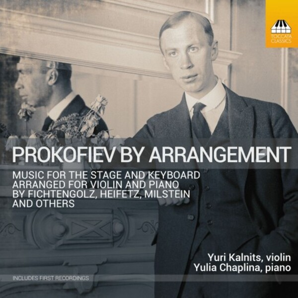 Prokofiev by Arrangement: Music for the Stage and Keyboard arr. for Violin and Piano