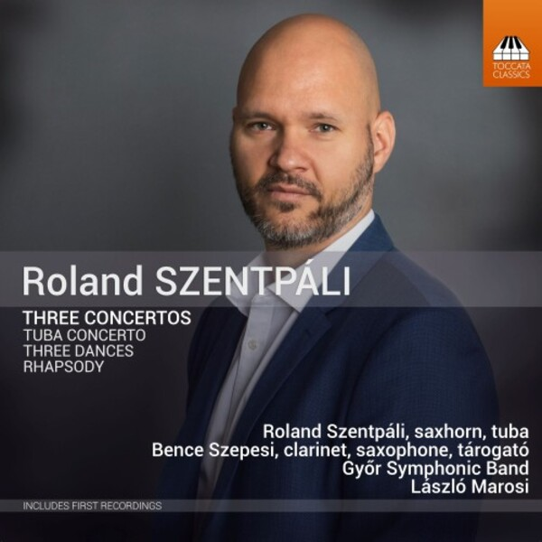 Szentpali - Three Concertos
