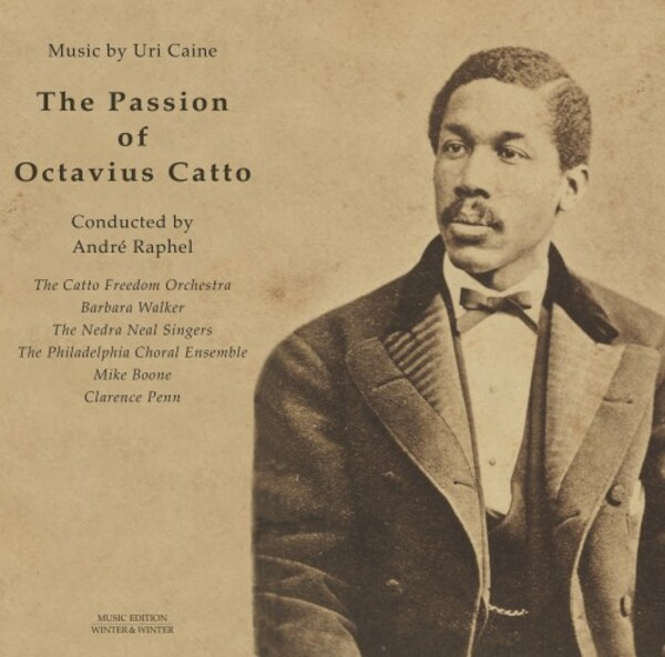 Caine - The Passion of Octavius Catto (Vinyl LP)