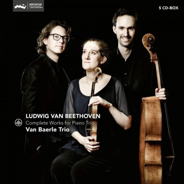 Beethoven - Complete Works for Piano Trio