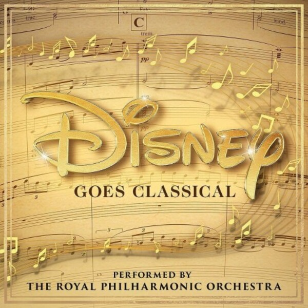 Disney Goes Classical (Vinyl LP)