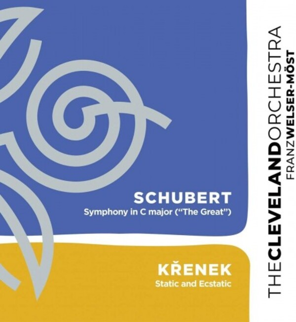 Schubert - Symphony no.9; Krenek - Static and Ecstatic | Cleveland Orchestra TCO0002