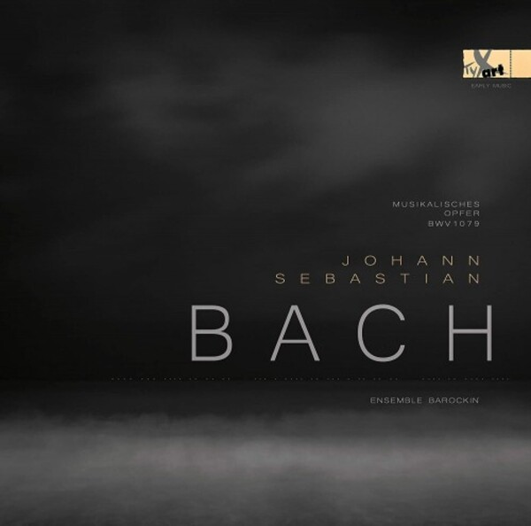 JS Bach - Musical Offering (Vinyl LP)