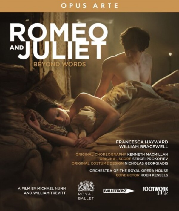 Prokofiev - Romeo and Juliet: Beyond Words (Blu-ray) | Opus Arte OABD7261D