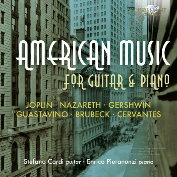American Music for Guitar & Piano