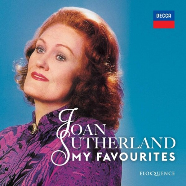 Joan Sutherland: My Favourites | Australian Eloquence ELQ4826448