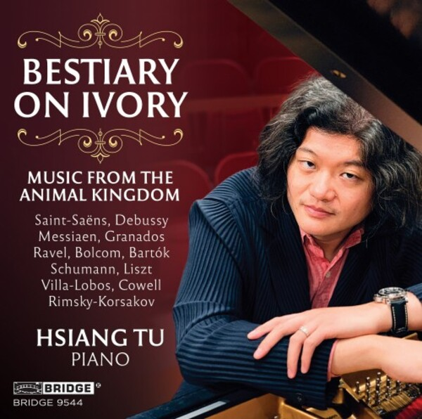 Bestiary on Ivory: Music from the Animal Kingdom