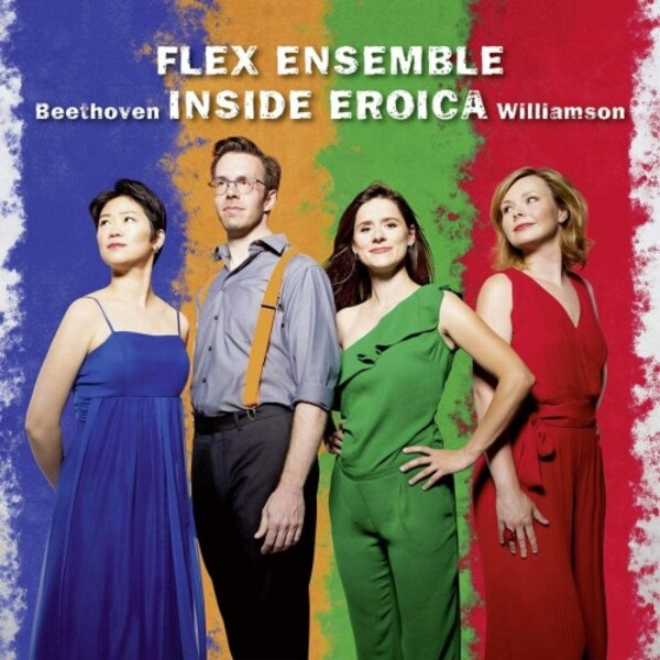 Beethoven & G Williamson - Inside Eroica | C-AVI AVI8553025