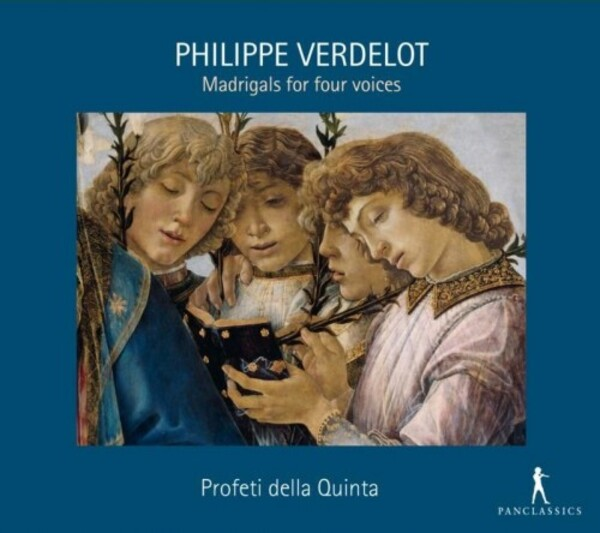 Verdelot - Madrigals for Four Voices