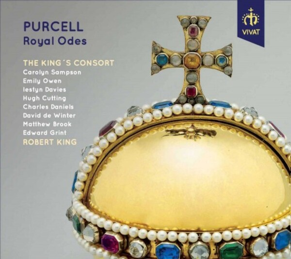 Purcell - Royal Odes