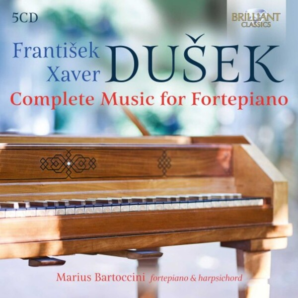 FX Dussek - Complete Music for Fortepiano