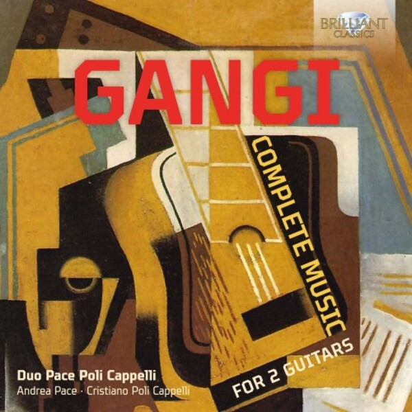 Gangi - Complete Music for 2 Guitars