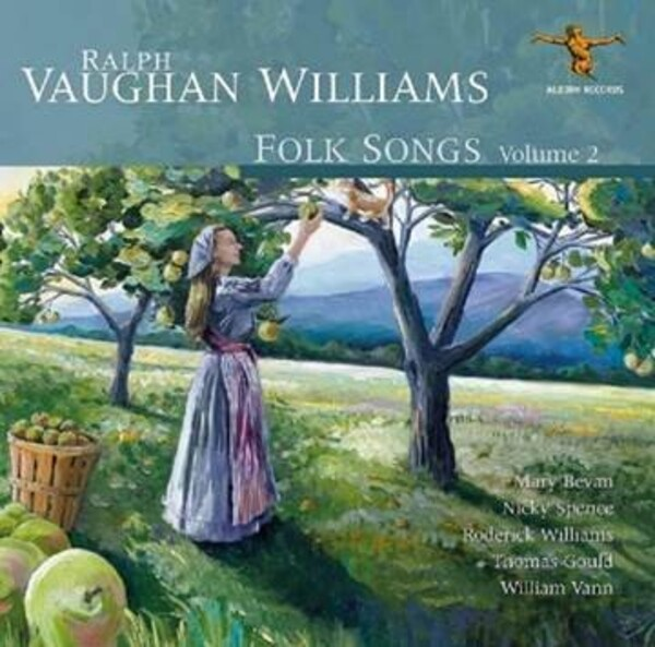 Vaughan Williams - Folk Songs Vol.2