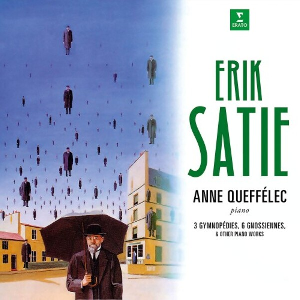 Satie - Gymnopedies, Gnossiennes & Other Piano Works (Vinyl LP)