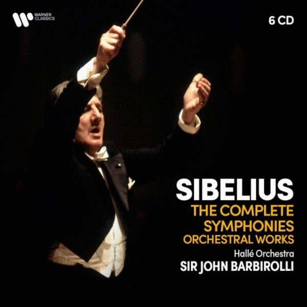 Sibelius - Complete Symphonies, Orchestral Works