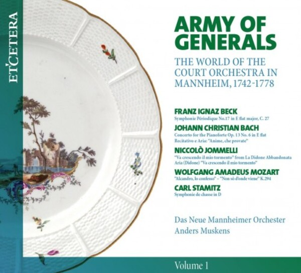 Army of Generals: The World of the Court Orchestra in Mannheim, 1742-1778