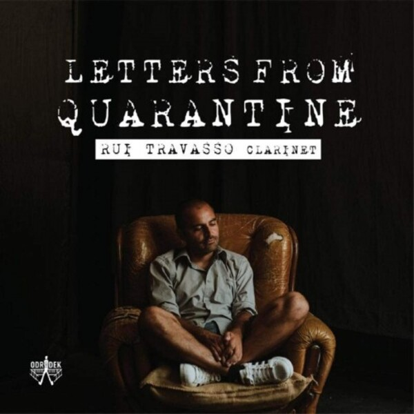 Letters from Quarantine: Music for Solo Clarinet