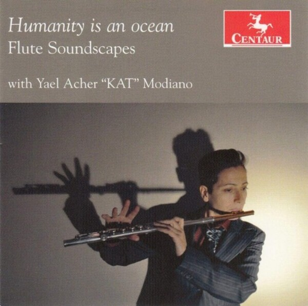 Humanity is an Ocean: Flute Soundscapes