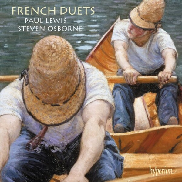 French Duets | Hyperion CDA68329