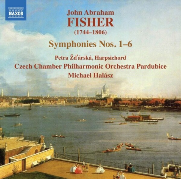 JA Fisher - Symphonies 1-6