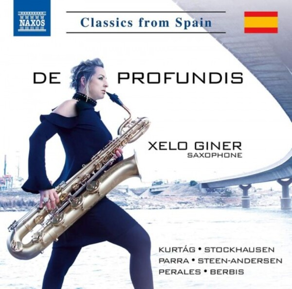 De Profundis: Contemporary Works for Saxophone