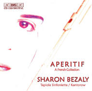 Apéritif – A French Collection fro Flute and Orchestra | BIS BISCD1359