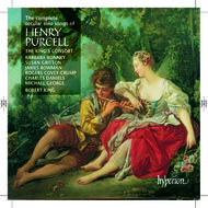 Purcell - The Complete Secular Solo Songs | Hyperion CDS441613